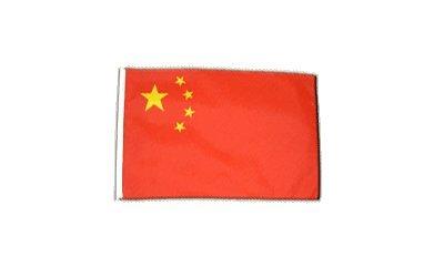 Fahne Flagge China 30 x45 cm