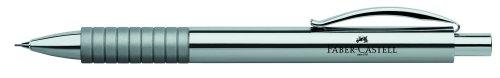 Faber-Castell Basic 138471- Portaminas metálico brillante