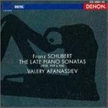 Piano Sonata No.3 [IMPORT] by F. Schubert