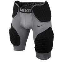 Nike Damen Dri-Fit Printed Tempo Running Shorts - grün - X-Klein