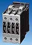 SIEMENS SIRIUS - CONTACTOR AC-3 5 5KW CORRIENTE CONTINUA 230V 3 POLOS TAMAñO S0 CONEXION TORNILL