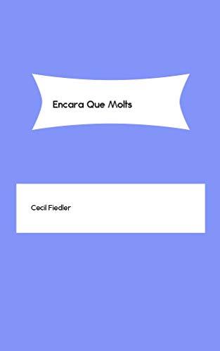 Encara Que Molts (Catalan Edition)