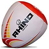 Rhino Rugby-Ball, reflektierend (Us-rugby-ball)