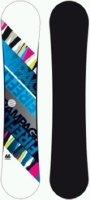 Firefly Snowboard Rampage grau/rot/weiss + Firefly Soft-Bdg.A2 SR SP Men Set