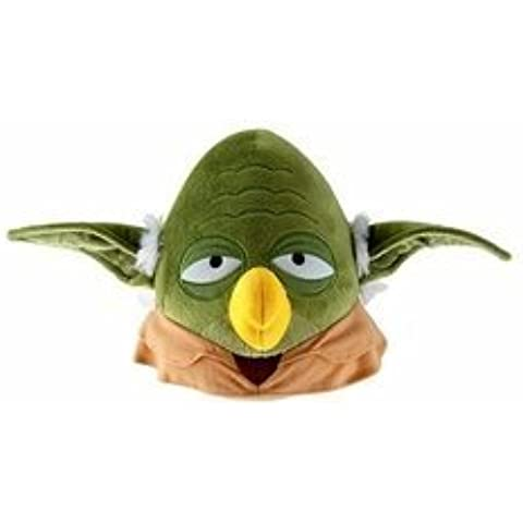 Official Angry Birds Star Wars 6 Plush Toy From Series 2 - Yoda by Commonwealth (USA)