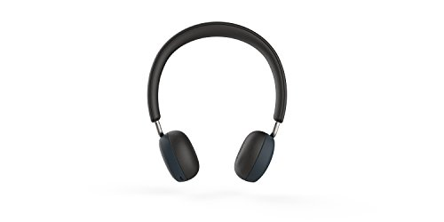 Libratone LP0030000EU5002 Q Adapt drahtloser Active Noice Cancelling On-Ear Kopfhörer (Bluetooth, 4-stufiges ANC, Touchbedienung) stormy schwarz - 2
