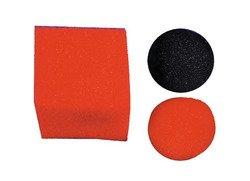 Colour Changing Ball to Jumbo Square - Sponge Magic Trick (Sponge Magic Bälle)