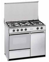 Cocina de gas Meireles E2940DVX horno eléctrico