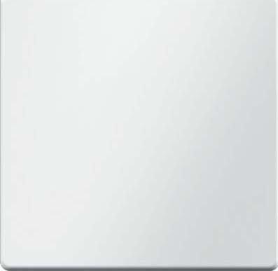 Preisvergleich Produktbild Berker – 16206089 Wippe Q.1 Polarweiß,  Samt