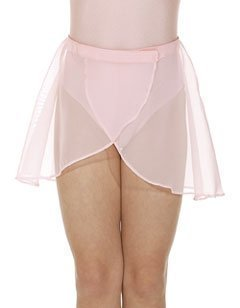 roch valley Mädchen Ballett-Rock/georgette Rock 22 5-6years Alter, rosa