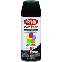 krylon-51603-semi-gloss-black-interior-and-exterior-decorator-paint-12-oz-aerosol-by-krylon