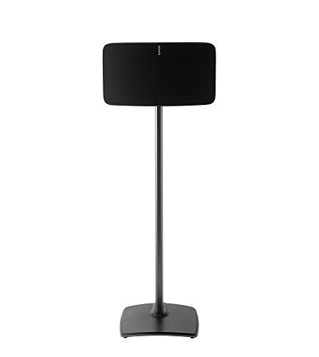 Sanus Kabelloser Lautsprecher Ständer für Sonos Play: 5-schwarz