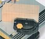 PowerPlus - POWERPLUS - Scie à ruban pour bois 300x300mm
