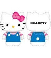 Amscan International - Globos Hello Kitty (2184363)