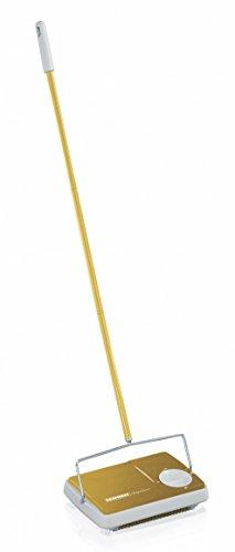 Leifheit 11701Regulus Heftstreifen Besen Mechanische Metall gold 25x 8x 30cm
