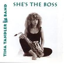 Tina Tandler Blue Band - She's The Boss
