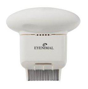 Eyenimal Flea Comb Elektronischer Flohkamm für Hunde und Katzen, Batterien nicht im Lieferumfang enthalten, vernichtet Flöhe, entfernt