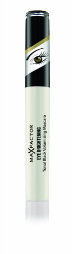 Max Factor Eye Brightening Mascara Black Gold, 1er Pack ( 1 x 7 ml ) -