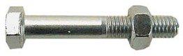 Preisvergleich Produktbild Unimet Schrauben,  200 Stück,  silber,  UM710118