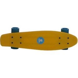 Roces - MINICRUISER 1, mini-skateboard, giallo/azzurro