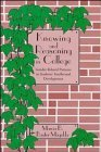 Knowing and Reasoning in College: Gender-related Patterns in Student's Intellectual Development (The Jossey-Bass social & behavioral science series) by Baxter Magolda, Marcia B. (1992) Hardcover