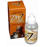 Zn7 Gel 60ml Zinc Skin Soothing Gel