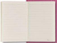 Filofax 874001 Flex Thin Ruled Notizbuch Slim