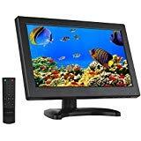Eyoyo HD HDMI IPS Monitor, Für PC TV CCTV Sicherheitssystem Raspberry Pi w/Eingebaut Lautsprecher (12'' 1366x768)