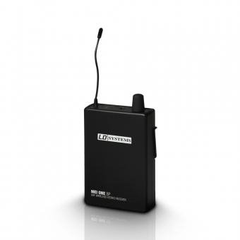 100-mhz-systeme (LD Systems MEI ONE 2 BPR Empfänger für LD MEI ONE 2 In-Ear Monitoring System drahtlos 864, 100 MHz)