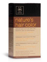 Tinte permanente del cabello 7.14 ASH COPPERY