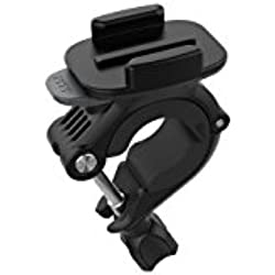 GoPro AGTSM-001 - Soporte para Manillar/tija del sillín/bastón de esquí, Color Negro