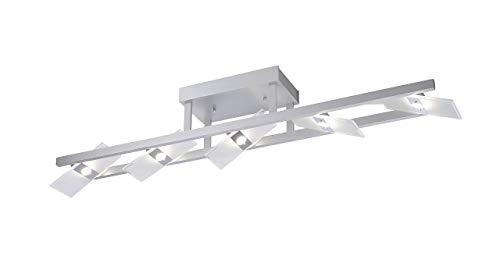 8003-95 Deckenleuchte Aluminium 5X LED/4,8W/3000K IP20