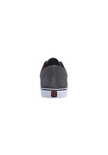Element Herren Topaz C3 Sneakers Low-Top Grau
