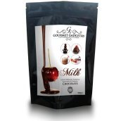 Gourmet Gadgetry 500g Luxury Belgian Milk Fondue & Fountain Chocolate Ethically Sourced Special...