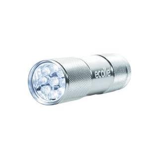 LED-Taschenlampe arcas 9LEDs