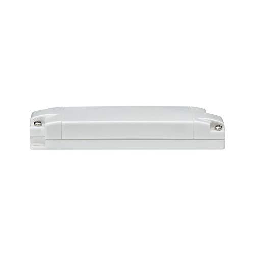 Paulmann 500.17 SmartHome Bluetooth Master Schalt Controller max. 500W 230V AC Weiß 50017 Aktor Schaltgerät Steuergerät -