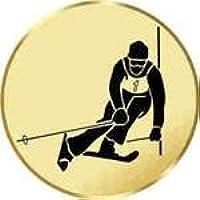 Motiv Triathlon Durchmesser 50 mm Durchmesser Sportland Pokal//Medaille Emblem S.B.J