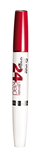 Maybelline SuperStay 24 Hour Dual Ended Lipstick, 560 Red Alert, 9 ml