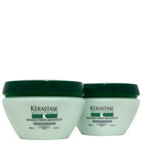 Kerastase Resistance Duo Pack: Masque Force Architecte 200ml x 2