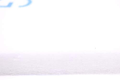 F6 Deckenfilter mit Haftschicht ca. 1m x 1m - ca. 20mm Deckenfilter für Lackierung (15 Filter X20x1 Klimaanlage)