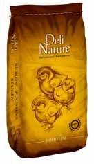 Deli Nature poussin farine Poules Nourriture 25 kg