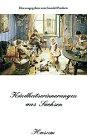 Kindheitserinnerungen aus Sachsen -