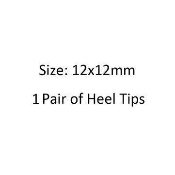 ExcLent 1 Paar Stiletto Schuh High Heels Tipps Gewindebohrer Stifte Aufzüge Dübel Reparatur Ersatz - #3