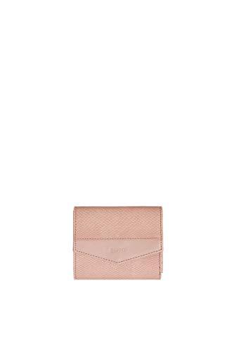 Esprit Accessoires Damen Tasha City Wllt Geldbörse, Pink (Nude), 2,5x9,5x12 cm
