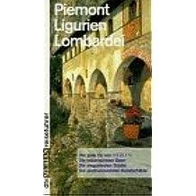 Merian Reiseführer Piemont, Ligurien, Lombardei