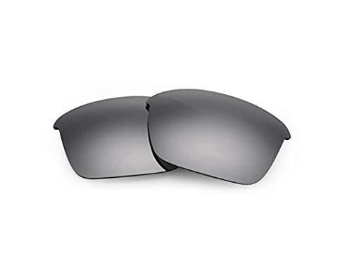 Polarisierte Ersatzgläser für Oakley Thinlink OO9316 (Silver)