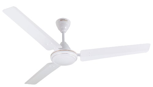 Havells Pacer 1200mm Ceiling Fan (White)