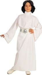 STAR WARS ~ Princess LeiaTM - Kids Costume 8 - 10 years - (Prinzessin Leia Kid Kostüm)