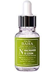 Cos De BAHA Niacinamid-Serum, um Poren zu härten und Falten zu reduzieren - 1Fl-Unzen