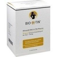 Minoxidil Bio-H-Tin-Pharma Spray für Frauen und Männer